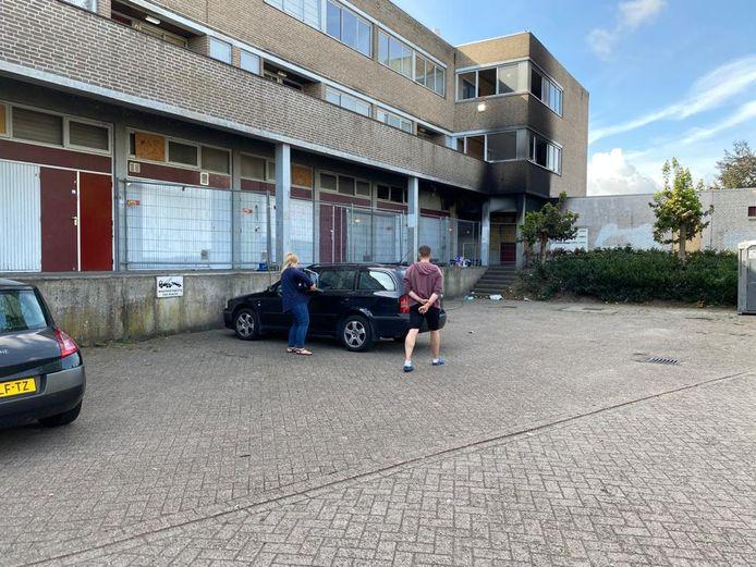 Poolse huurders maken hun huis leeg in Posthof Bladel