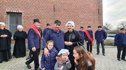 Feest voor Sint-Jorisgilde Meer: Bianca Rombouts is nieuwe deken