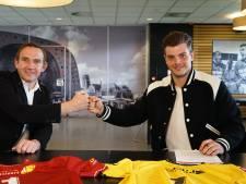 Helmond Sport-doelman Stijn van Gassel kiest voor Excelsior: 'Natuurlijk zal het wennen zijn'