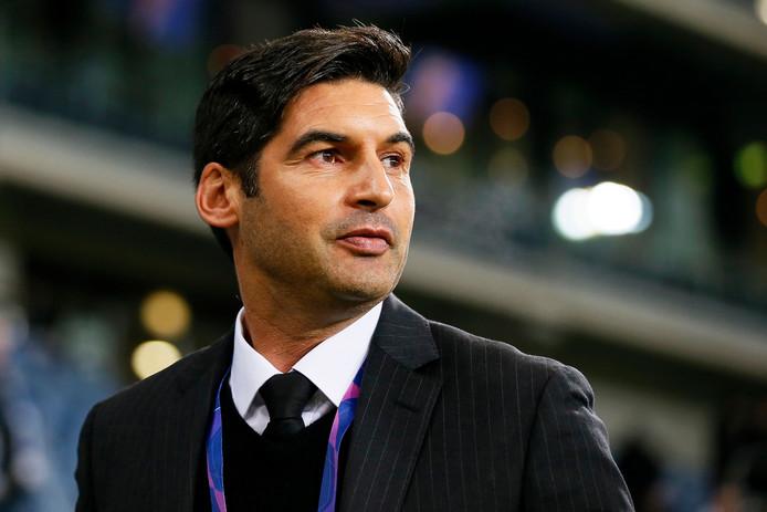 Comme annoncé, Paulo Fonseca reprend le poste d'entraîneur de la Roma.