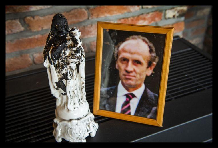 'Ik heb zelf een foto van Daniel gezocht. In het dossier was nergens zijn gezicht te zien.' Beeld