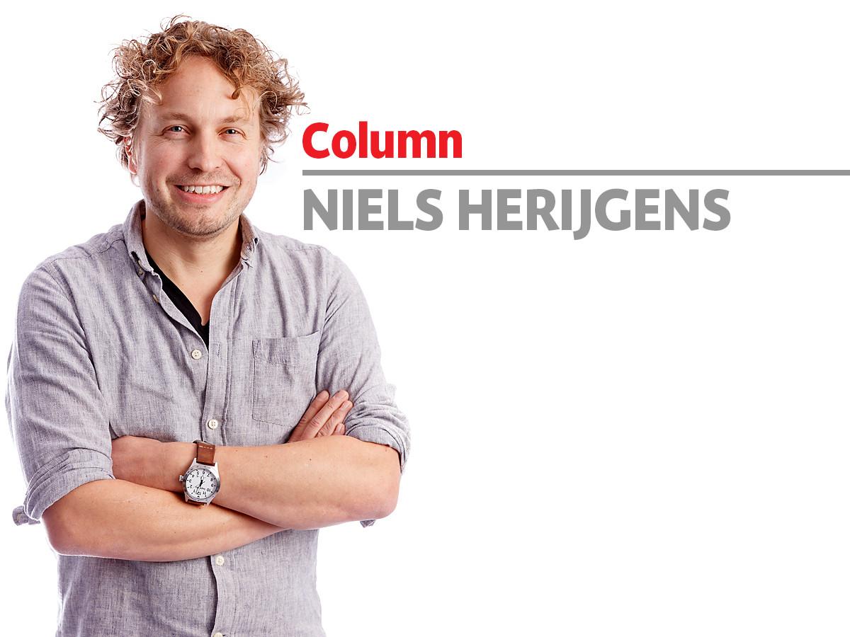 Buiten Brabant had niemand nog interesse in het verzonnen boek, stelt columnist Niels Herijgens. (Foto Marcel Otterspeer/Pix4Profs)