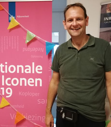 Kunst-alvleesklier van Robin Koops uit Goor heeft plek in museum