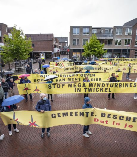 Motie van CDA en PvdA Hof van Twente: 'Betrek de buren bij energieprojecten'