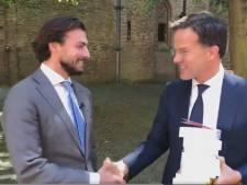 Debat tussen Rutte en Baudet gaat door
