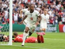 Kane en Sterling leiden Engeland op uitzinnig Wembley langs Duitsland