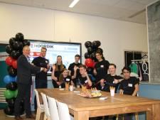 Vroomshoopse leerlingen verkopen producten via webshop voor goed doel