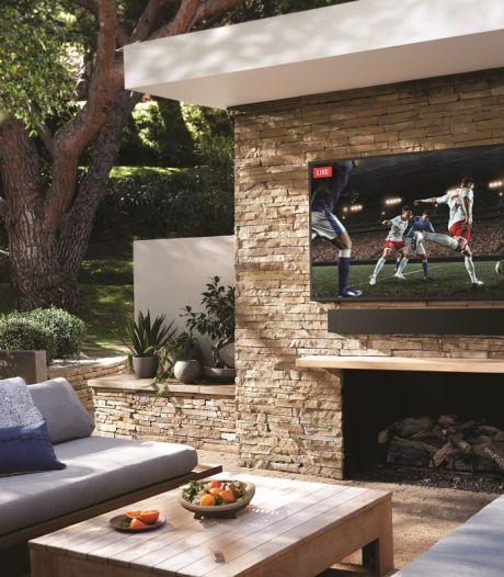 Samsung lance une télévision d'extérieur