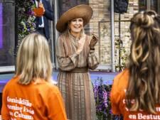 Koningin Máxima opent Gronings Huis van Cultuur en Bestuur