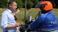 Burgemeester Glabbeek doet oproep: verlink 'patserwagens' en ze vliegen aan de ketting