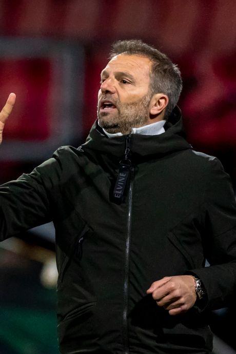 Steijn over promotierace NAC: 'Het zal tussen vier of vijf ploegen gaan, het wordt nog spannend zat'