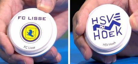 FC Lisse en Hoek samen in de koker na dwaling scheidsrechter