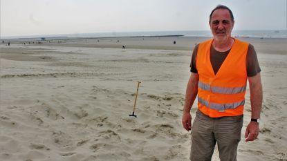 Meisje (9) gered nadat ze bedolven wordt onder anderhalve meter zand
