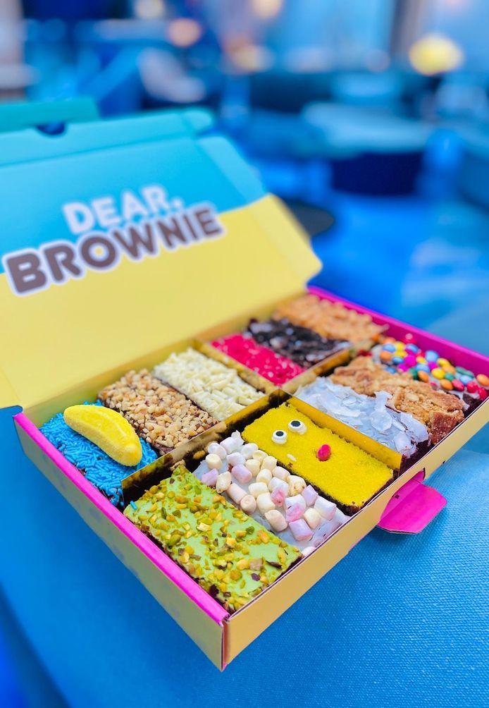 Dear Brownie