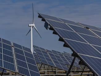 Aandeel zonne- en windenergie in energiemix op recordniveau in oktober