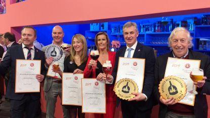 Zes prijzen en nieuw handelscontract in China voor Brouwerij Huyghe