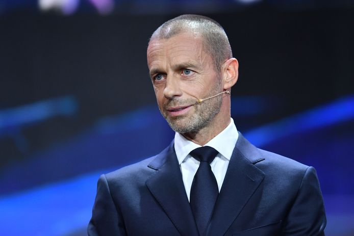 Aleksander Ceferin, president van de UEFA