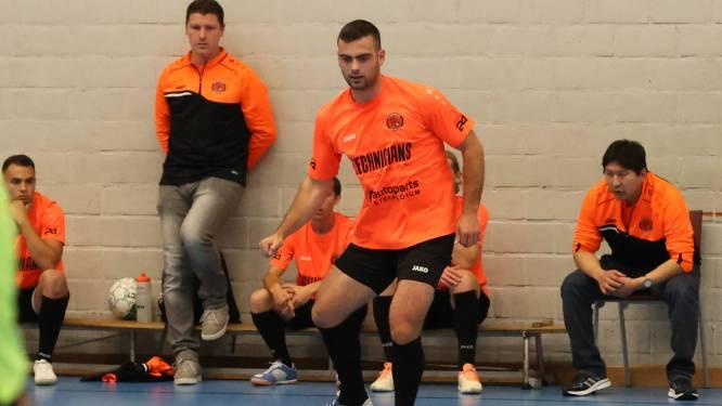 """Shaun Vandecasteele (PS Oostkamp) na bekerstunt tegen Kortemark: """"We hadden meteen het gevoel dat Kortemark te pakken was"""""""