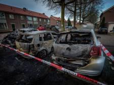 Politie-onderzoek naar autobrand Wijchen nog in volle gang