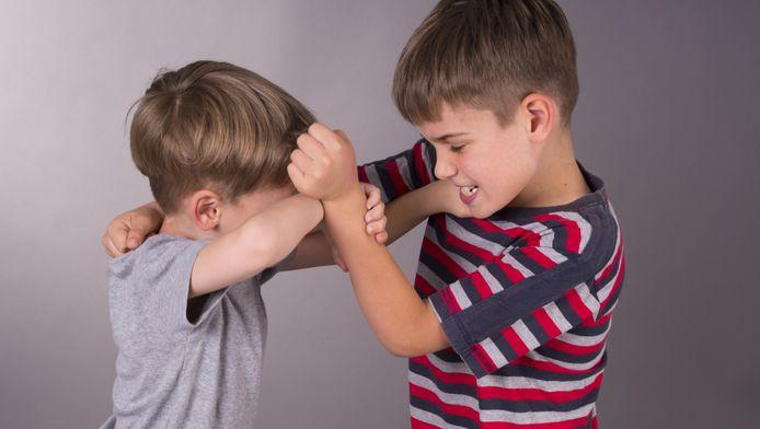Kinderen die elkaar niet aardig vonden, maar wel naast elkaar werden gezet, konden elkaar daarna veel beter uitstaan