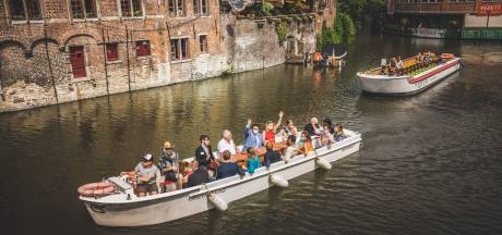 """Maak een boottochtje, steun de Gentse cultuursector: """"De cultuurdrang is nergens zo groot als in Gent"""""""
