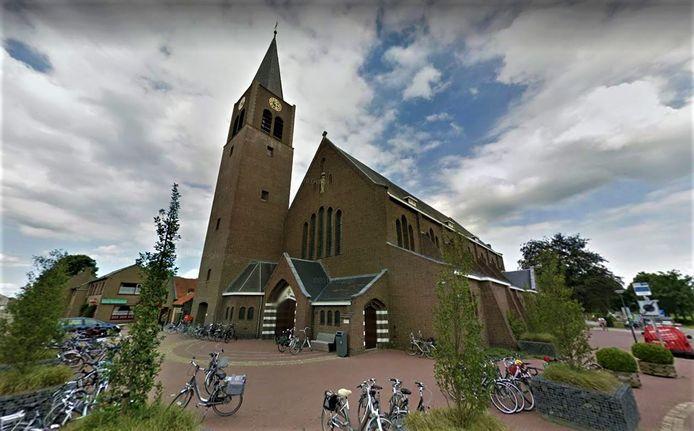 De Maria Hemelvaartkerk van Nispen.