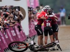 Zwitserse vrouwen ongenaakbaar op mountainbike, Terpstra vijfde