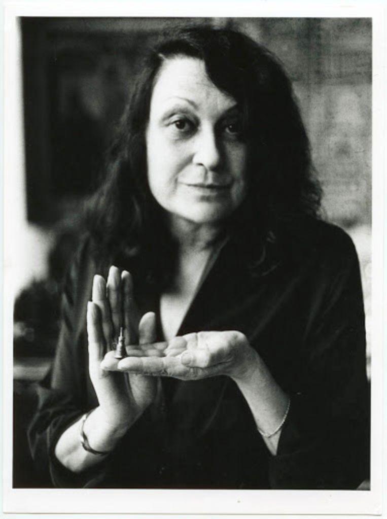 Lina Bo Bardi. Beeld rv