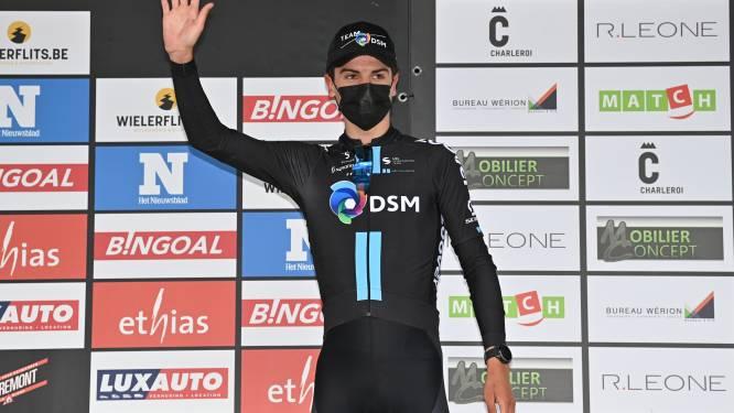 """Henri Vandenabeele 'held van de dag' in het Circuit de Wallonie: """"Met goed gevoel naar huis"""""""