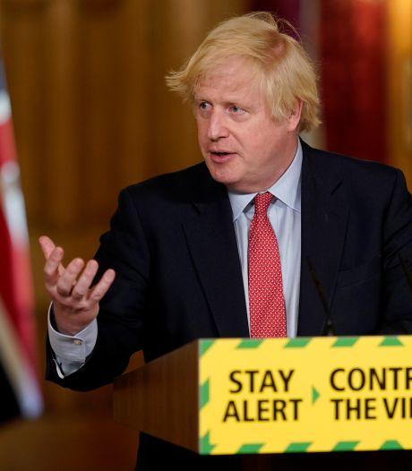 Premier Johnson mag in de tuin van de Queen joggen