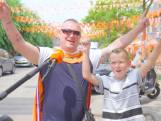 Dé Oranjestraat van Nederland: 'Ons pronkstuk is de grote leeuw'