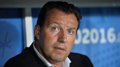 "Marc Wilmots reageert via advocaat op klacht Courtois: ""De stelling is manifest onjuist"""