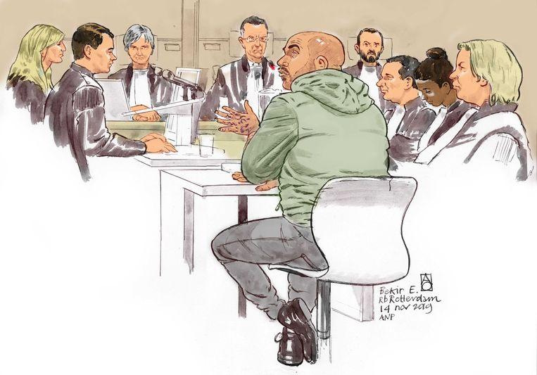 Bekir E. 14 jaar de cel in voor 'liquidatie' van Hümeyra (16)