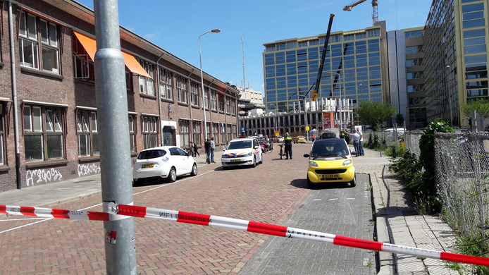 Steekpartij in de Gagelstraat in Eindhoven.
