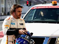 Fernando Alonso op jacht naar 'Triple Crown'