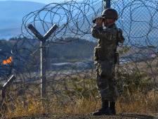 Syriërs vermommen zich als Oekraïens volleybalteam om grens over te steken