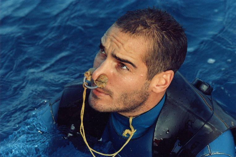 Le Grand Bleu. 'Als kind vond ik die onderwaterbeelden prachtig.' Beeld Gaumont