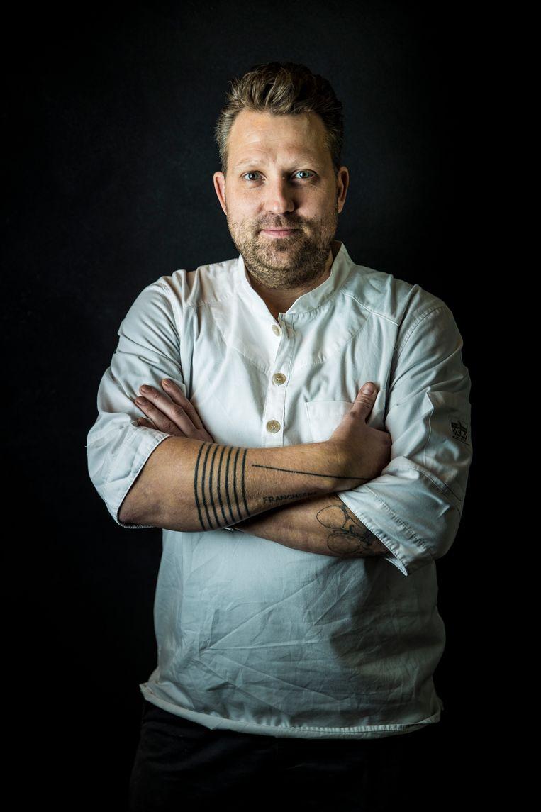 Nick Bril. Beeld Jan De Meuleneir / Photo News