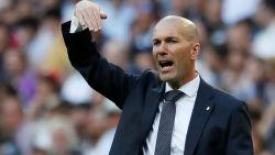 Zidane draait de klok terug: Courtois kind van de rekening