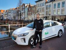 Goedkoper met de taxi: Uber krijgt steeds meer concurrentie van dit bedrijf