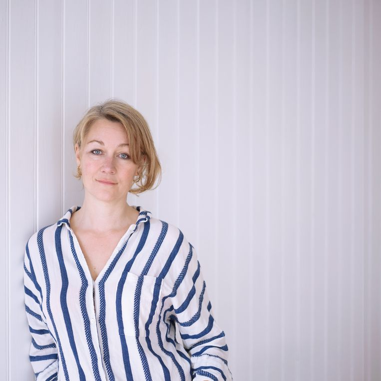 Anna Hope  Beeld Laura Hynd