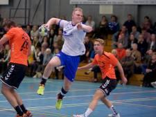 Handballer Pepijn Michielsen naar landskampioen Aalsmeer