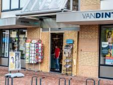 Boekhandelaar Martien vindt het belangrijkste dat niemand gewond is geraakt in Boxmeer: 'Gebeuren ergere dingen'