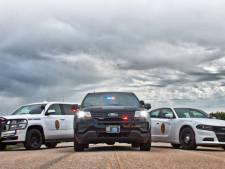 Geboeide man komt in gestolen politieauto bijna 50 kilometer ver