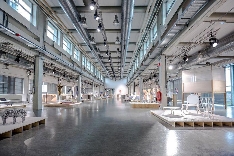 De Graduation Show van de Design Academy Eindhoven. Beeld