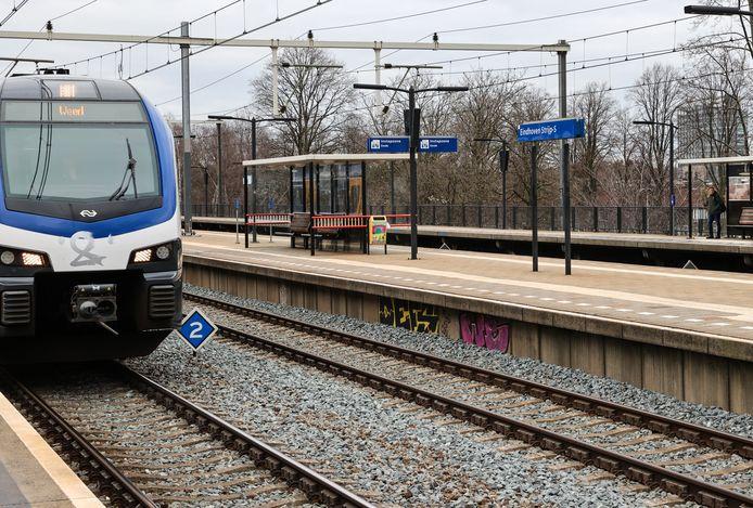 Treinstation Eindhoven Strijp-S.
