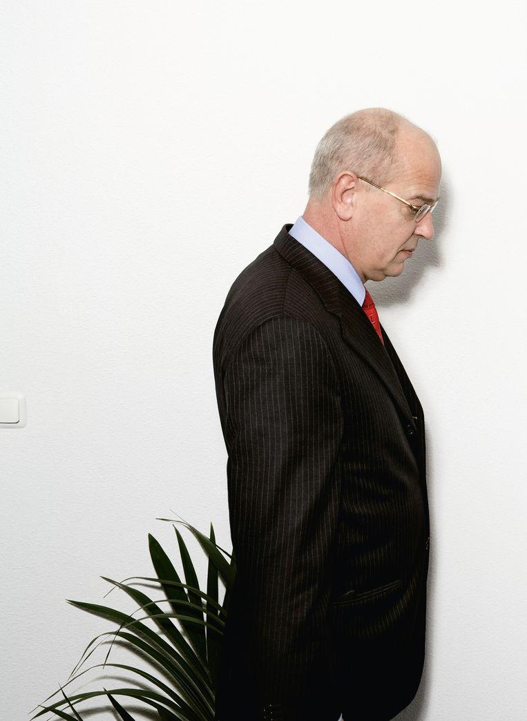 Gerrit Zalm. Beeld Victor Bergen Henegouwen / Monique Bröring