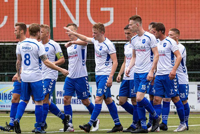 Met drie overwinningen beleefde SV Urk een uitstekende start van het seizoen. De ploeg van Gert-Jan Karsten hoopte die lijn vanmiddag door te trekken in Vriezenveen, maar de ontmoeting met DETO eindigde onbeslist.