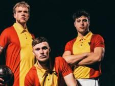 Go Ahead Eagles in uniek retrotenue tegen Helmond Sport