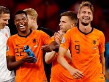 Feyenoord en FC Dordrecht zagen het niet in hem zitten, maar wilskracht en power brachten Dumfries aan de top